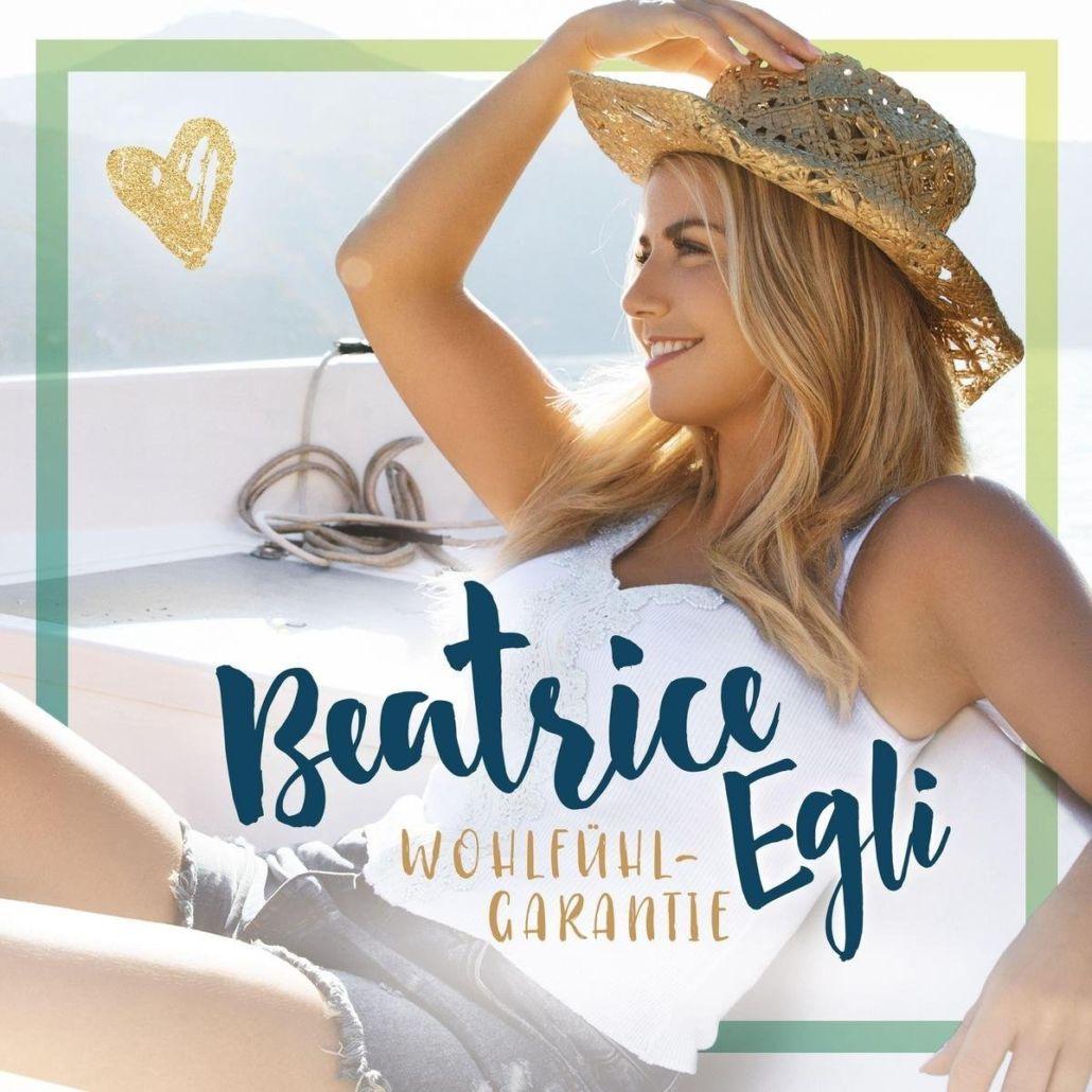 """Beatrice Egli veröffentlicht ihr neues Album """"Wohlfühlgarantie"""""""