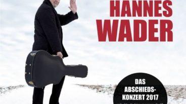 Hannes Wader – das Livealbum vom definitiv letzten Konzert