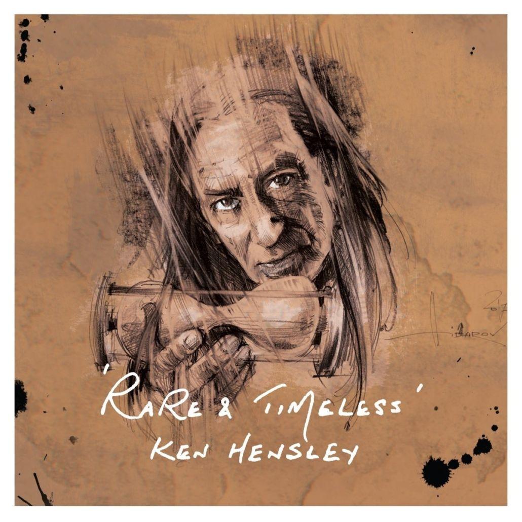 Ken Hensley zeigt seine ruhige Seite mit zeitlosem Soloalbum