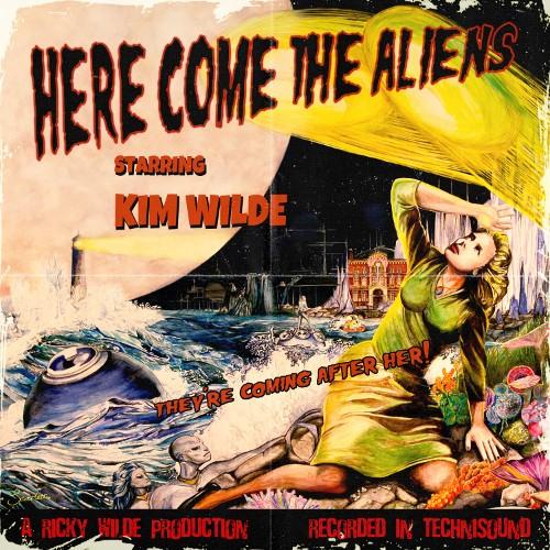 """Kim Wilde: """"Here Come The Aliens"""" – außerirdisch gut"""