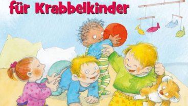 """Reinhard Horn präsentiert """"Krabbellieder für Krabbelkinder"""""""