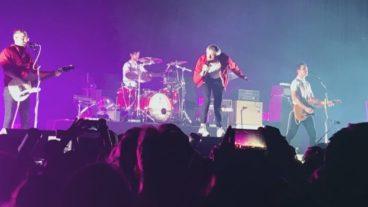 Konzertbericht von Kraftklub in der Mitsubishi Electric Halle