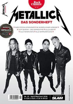 Metallica METALLICA - Rock Classics Sonderheft bei Amazon bestellen