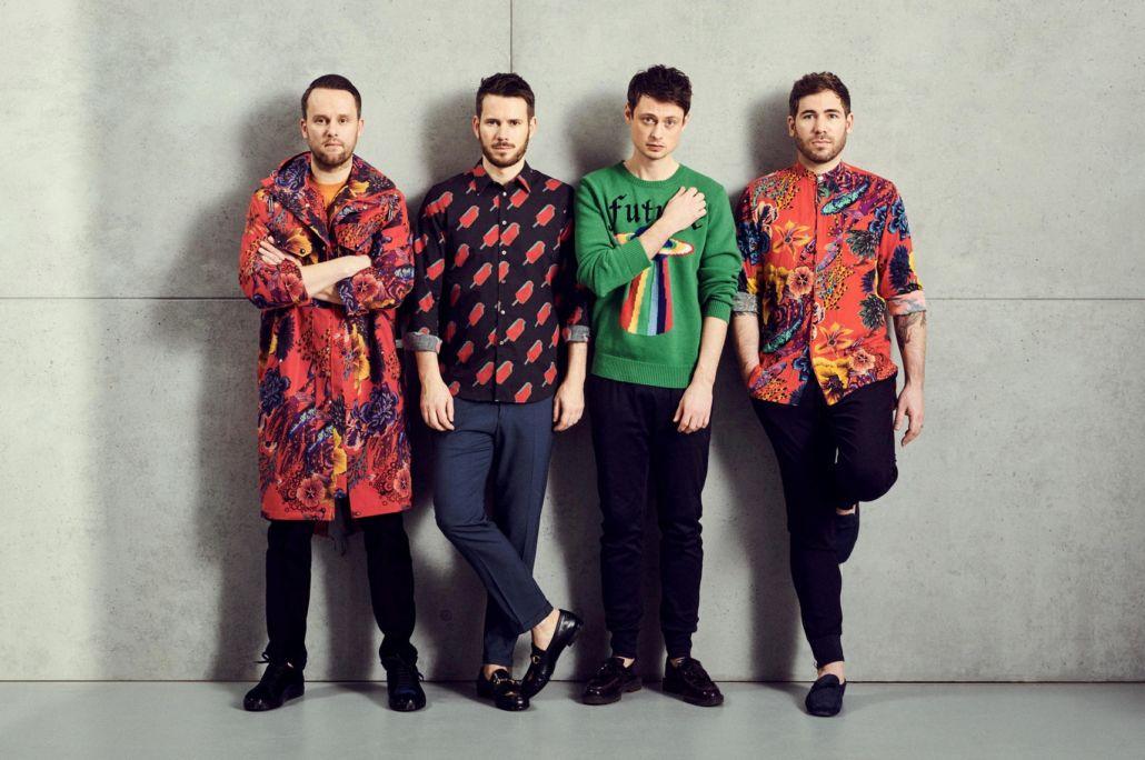 """Revolverheld – Neue Single """"Immer noch fühlen"""" – Clubtour im Mai"""