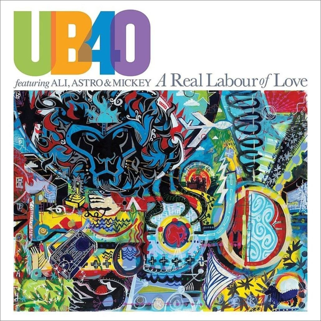 UB40 - A Real Labour Of Love - CD Review
