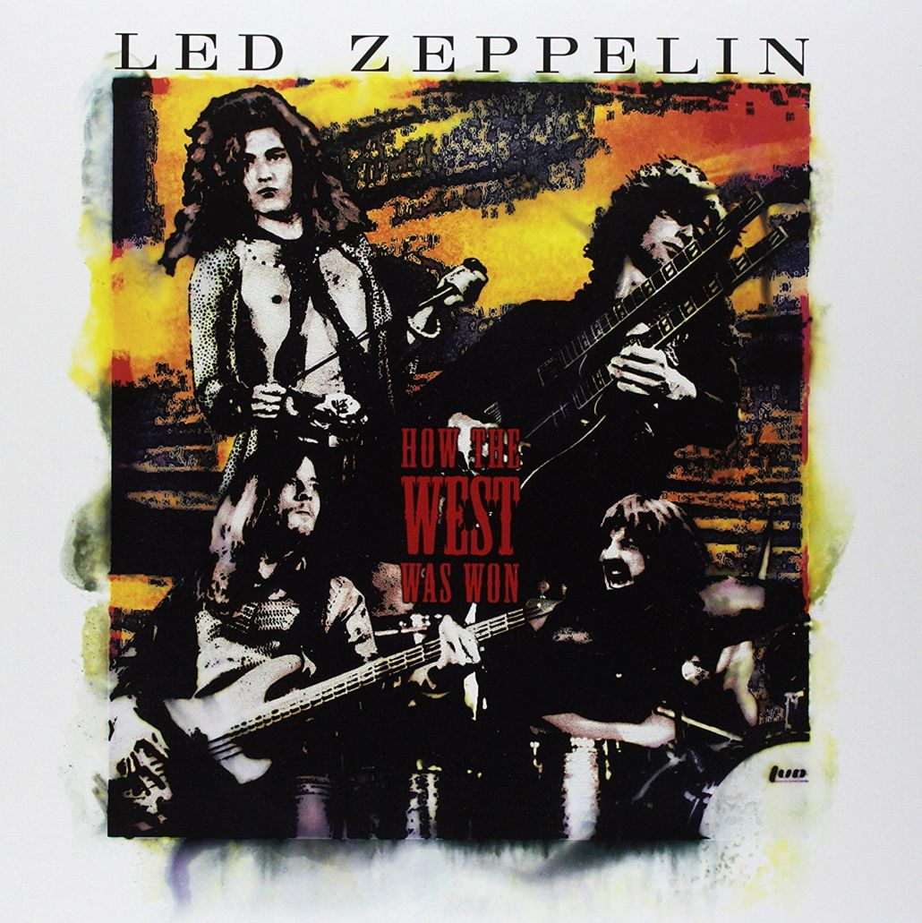 "Led Zeppelins 72er Livealbum ""How The West Was Won"" remastert"