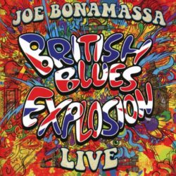 Joe Bonamassa British Blues Explosion Live bei Amazon bestellen
