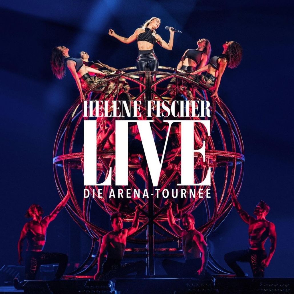 Helene Fischer: die DVD zur Arena-Tour 2018