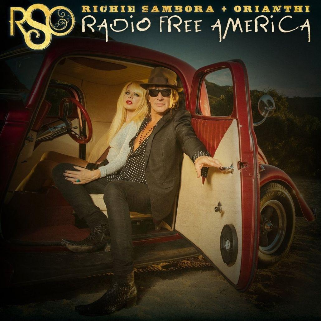 Richie Sambora und Orianthi mit gemeinsamen Debütalbum