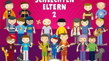 """3Berlin & Freunde präsentieren """"Nicht von schlechten Eltern 2"""""""