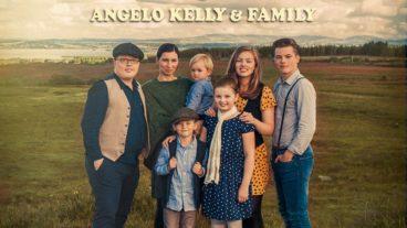 Nächste Generation der singenden Familie: Angelo Kelly