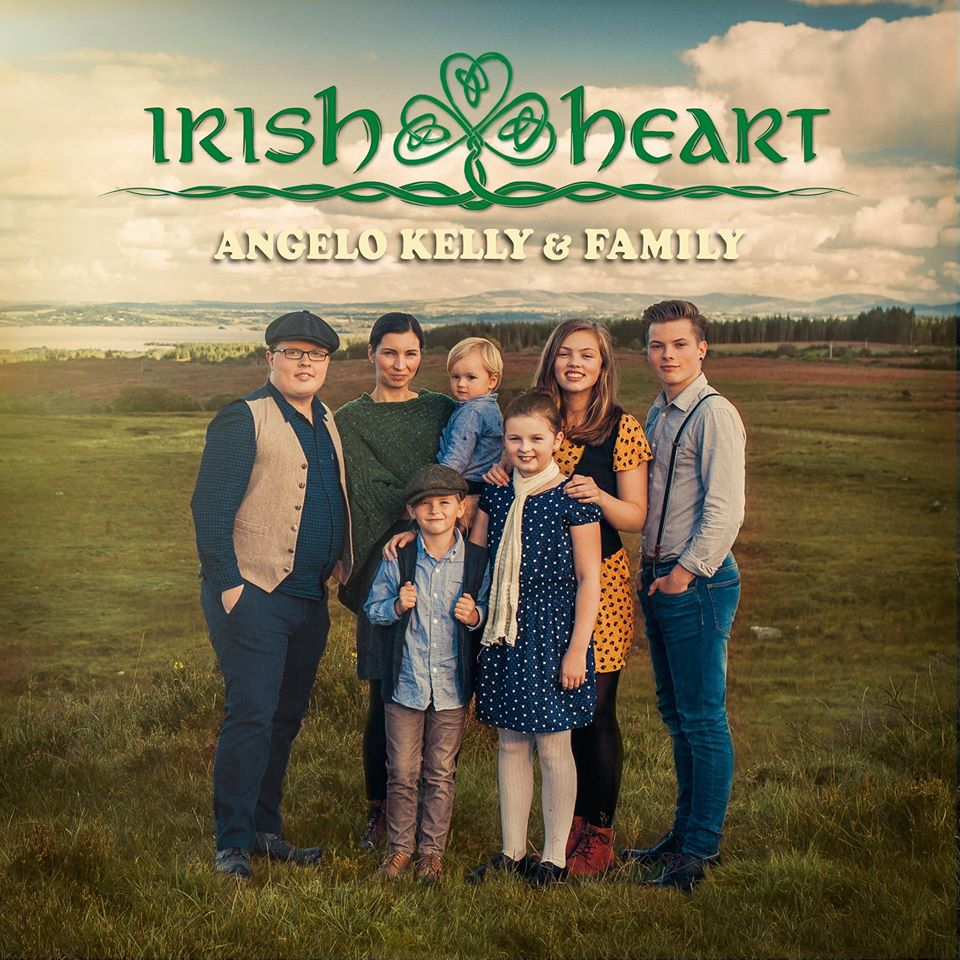angelo kelly irish heart cd review. Black Bedroom Furniture Sets. Home Design Ideas