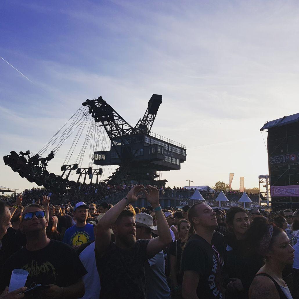 "Ein Vierteljahrhundert ""With Full Force"" Festival – Konzertbericht 2018"