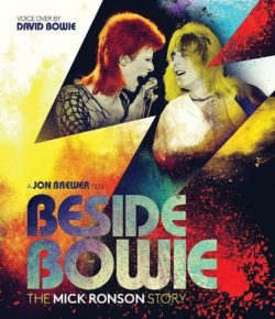 Mick Ronson Beside Bowie: The Mick Ronson Story bei Amazon bestellen