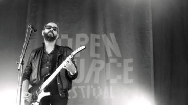Cigarettes After Sex auf dem Open Source Festival 2018