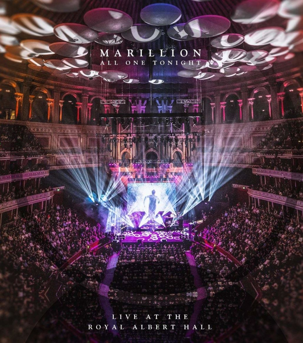 "Marillion: ""All One Tonight"" – Livealbum aus der Royal Albert Hall 2017"