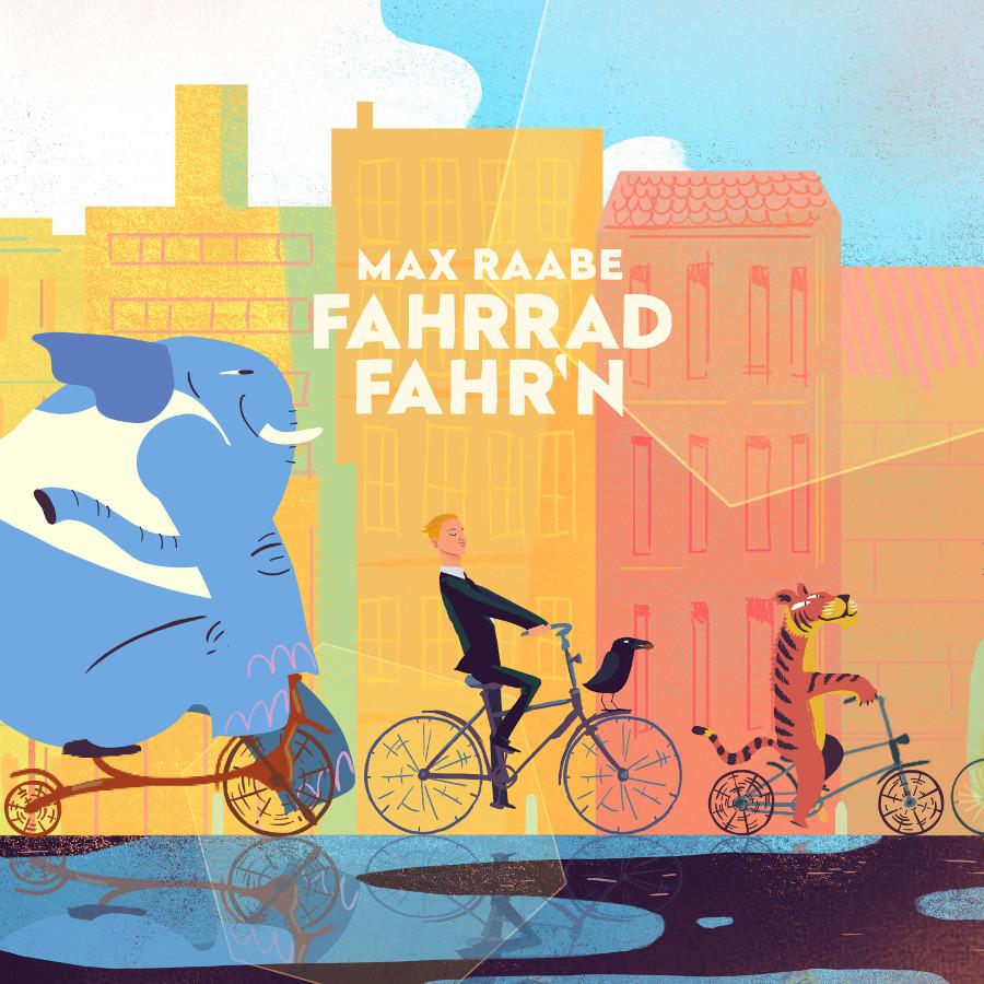 "Max Raabe: Das zauberhafte Video zur neuen Single ""Fahrrad fahr'n"""