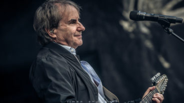 Chris de Burgh am 25.7.2018 in Trier