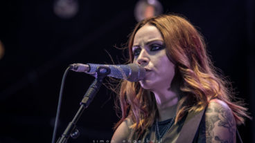 Amy Macdonald am 26.7.2018 in Trier – unsere Fotos
