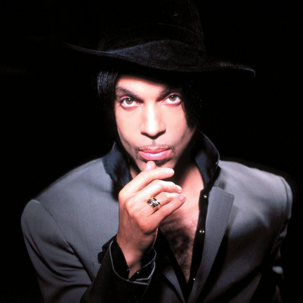 Prince-Alben zwischen 1995 und 2010 als Stream und als Download erhältlich