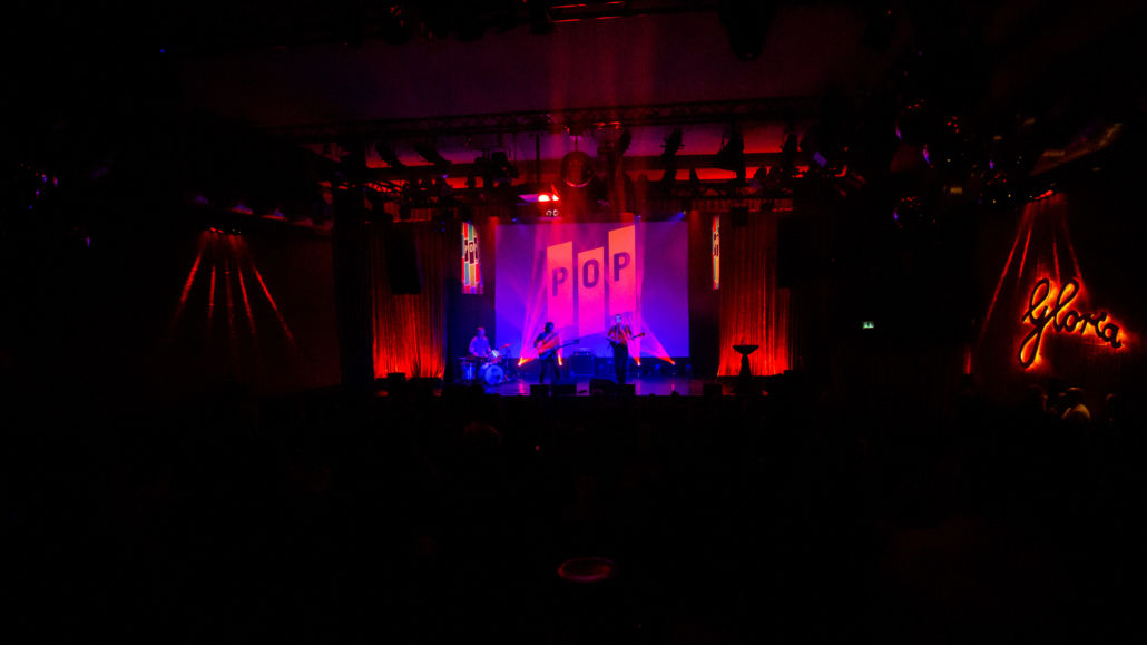 popNRW-Preisverleihung im Kölner Gloria im Rahmen des c/o pop Festivals