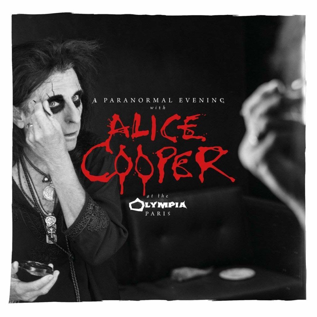 """Alice Cooper – Livealbum vom Ende der """"Paranormal Tour"""""""