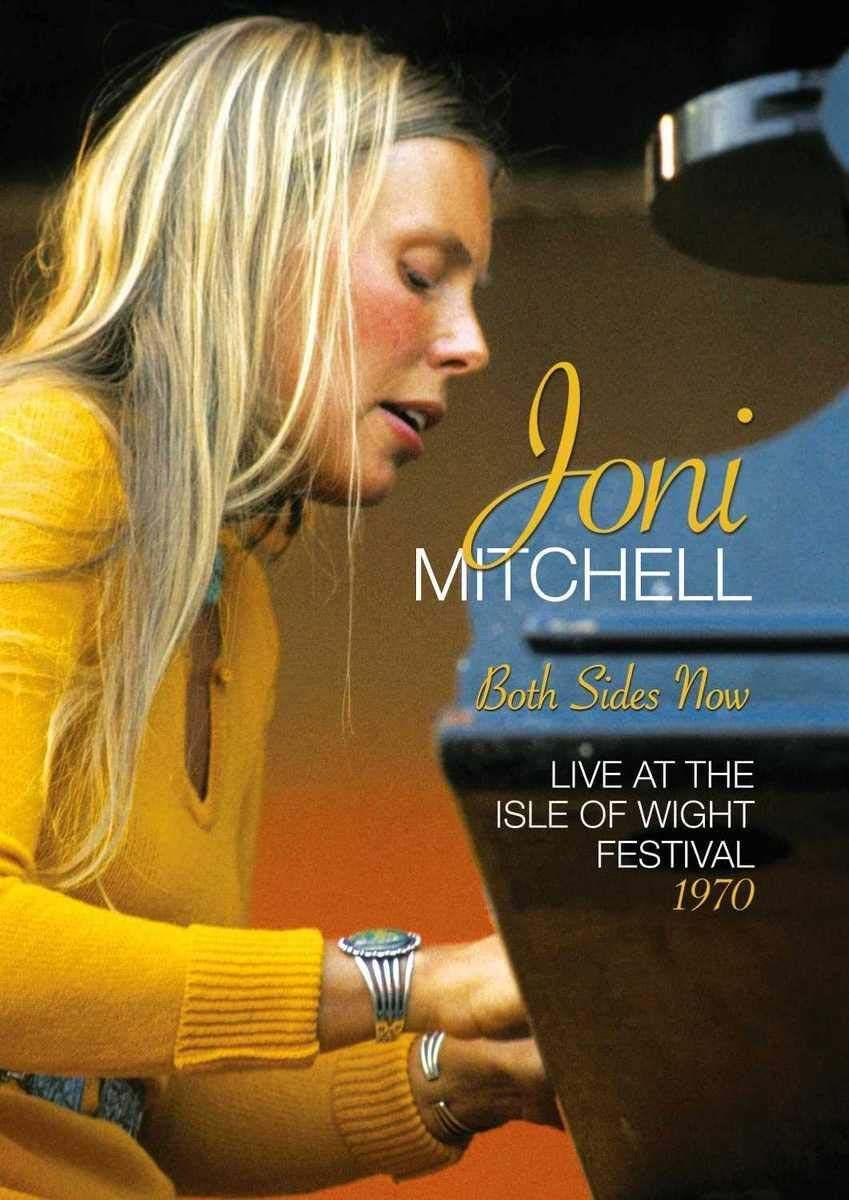 "Joni Mitchell ""Both Sides Now: Live At The Isle Of Wight Festival 1970"""