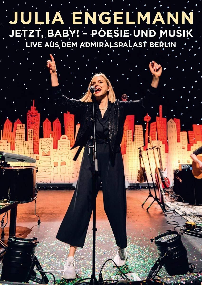 Julia Engelmann – Poesie und Musik aus dem Admiralspalast Berlin