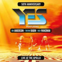 YES featuring Jon Anderson, Trevor Rabin, Rick Wakeman Live At The Apollo bei Amazon bestellen