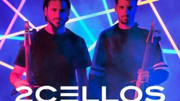 """""""Let There Be Cello"""" heißt das neue Album von 2CELLOS"""
