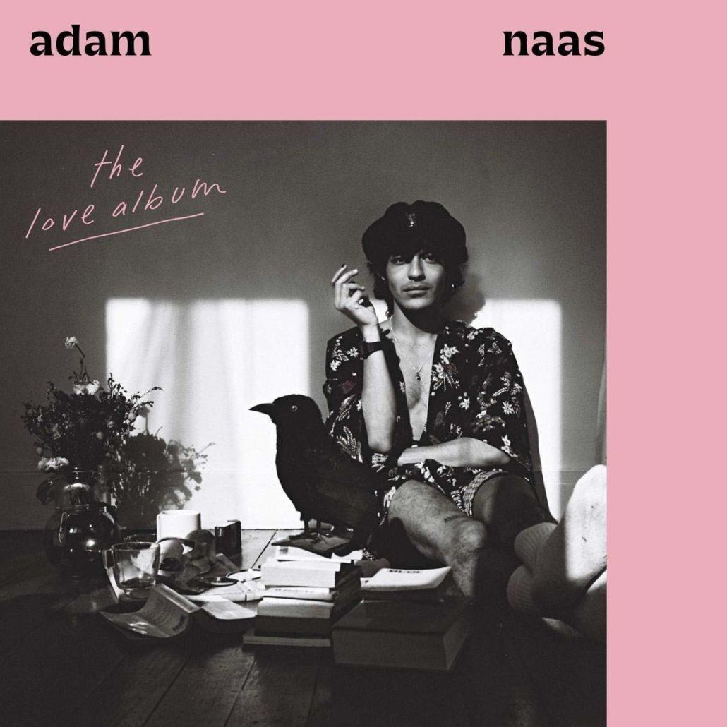 Adam Naas gibt den perfekten, charmanten Franzosen: The Love Album
