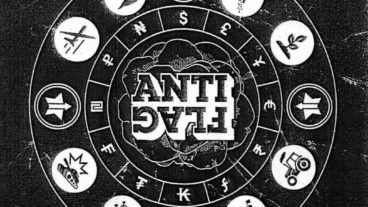 """Anti-Flag mit Akustikalbum """"American Reckoning"""""""