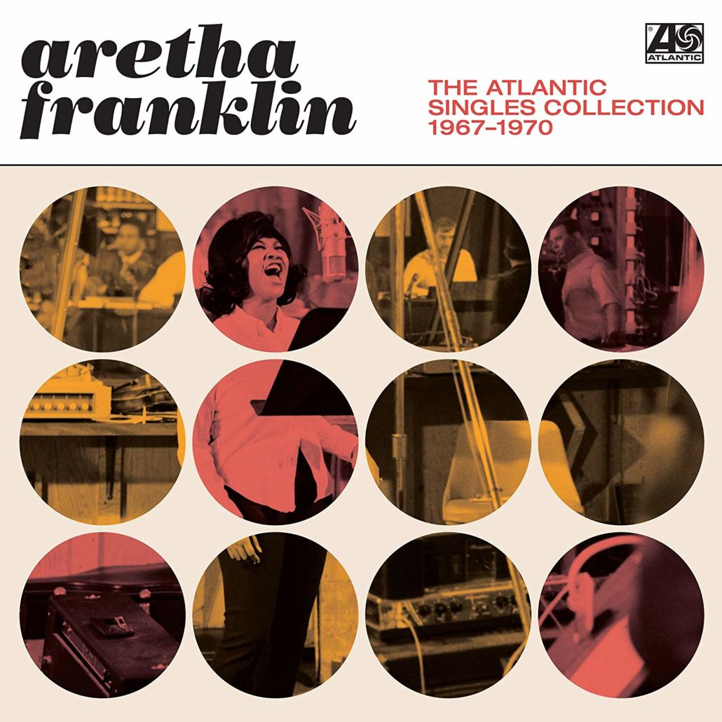 """Aretha Franklin – """"The Atlantic Singles Collection 1967-1970"""""""