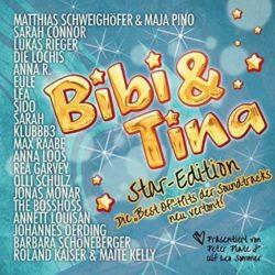 Bibi & Tina Bibi & Tina Star-Edition - Best of der Soundtracks neu vertont bei Amazon bestellen
