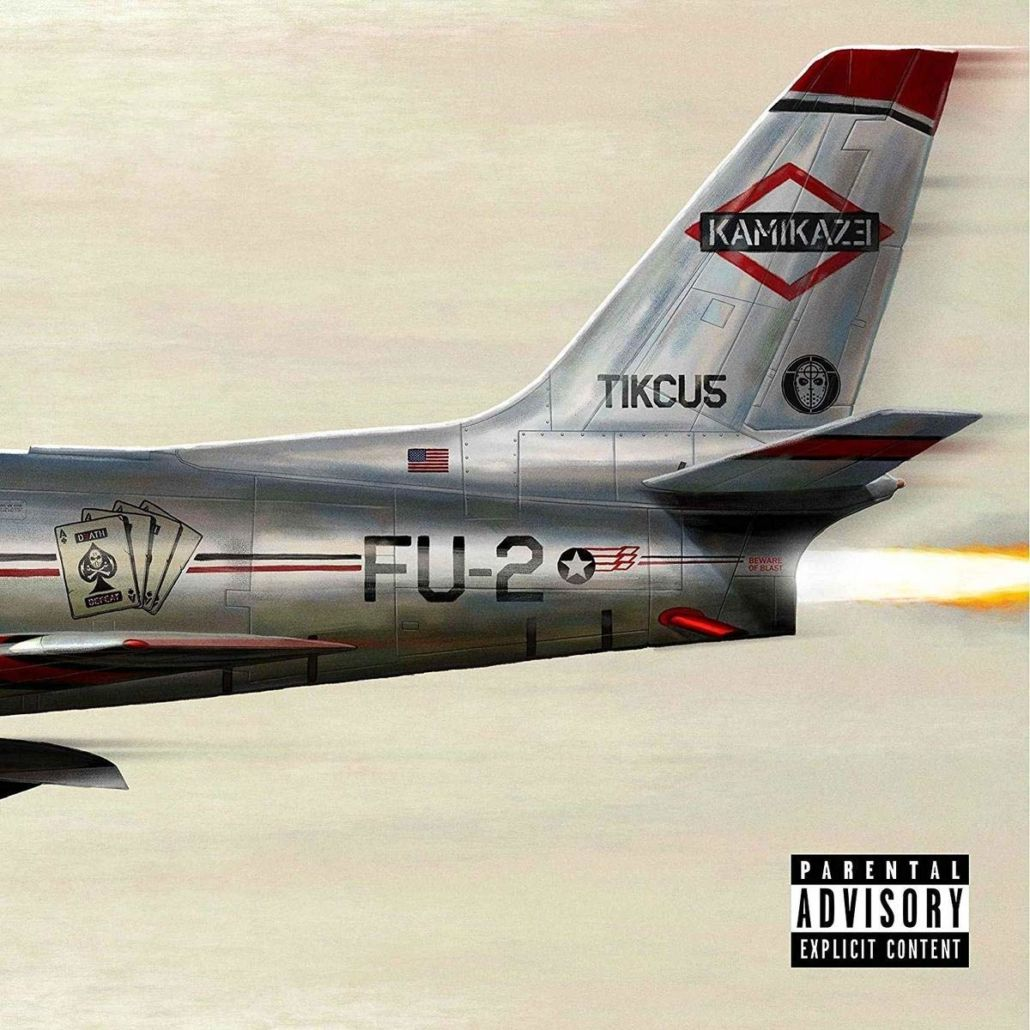 Eminem als Kamikaze-Flieger
