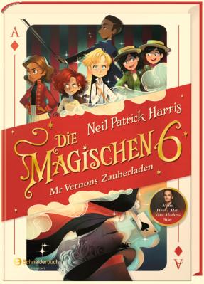 Neil Patrick Harris: Die magischen 6 – Mr. Vernons Zauberladen