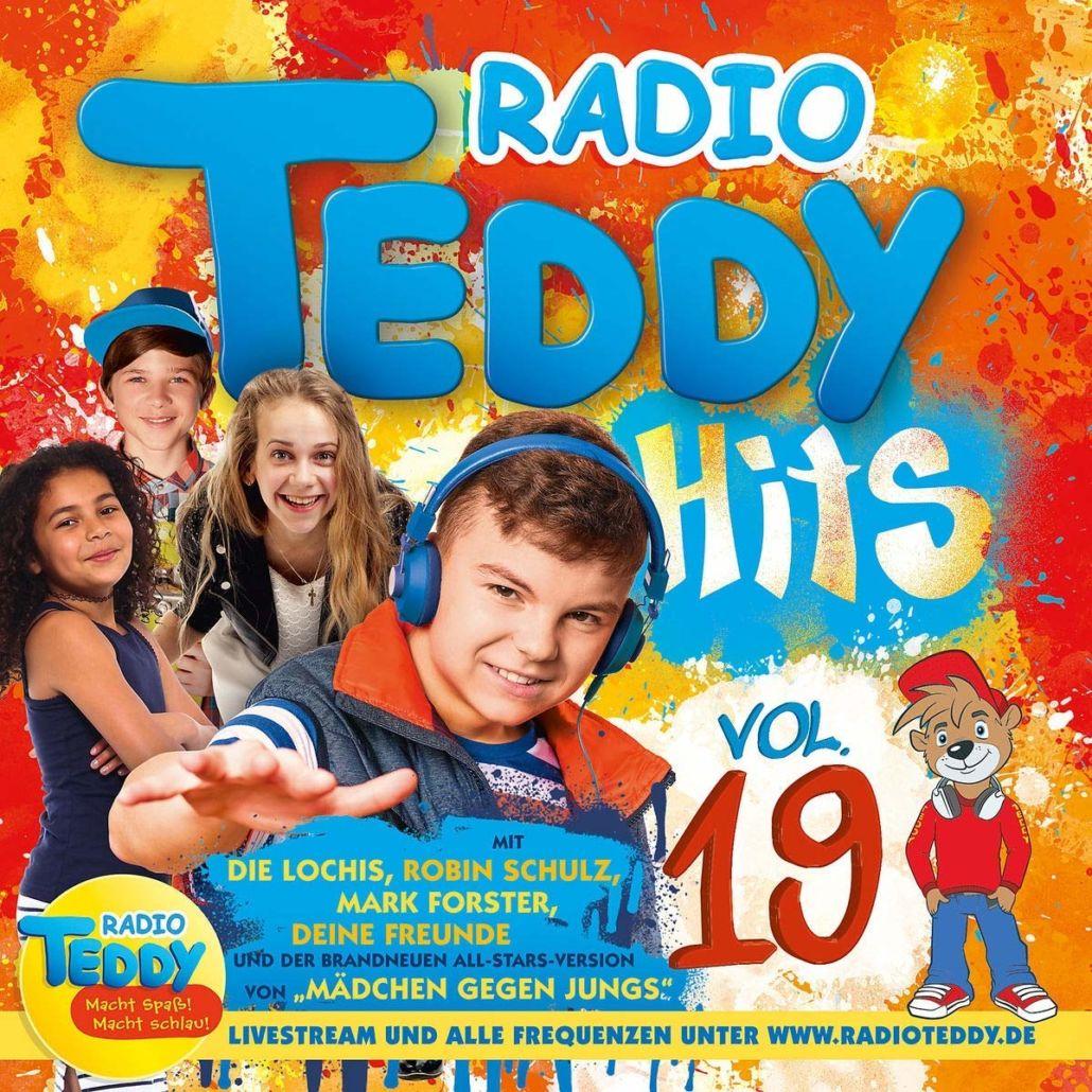 Radio TEDDY Hits Vol. 19: Neuer Mix, der fetzt!