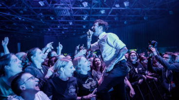 Fotos – Frank Turner in Düsseldorf 2018