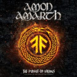 Amon Amarth The Pursuit Of Vikings: 25 Years In The Eye Of The Storm bei Amazon bestellen