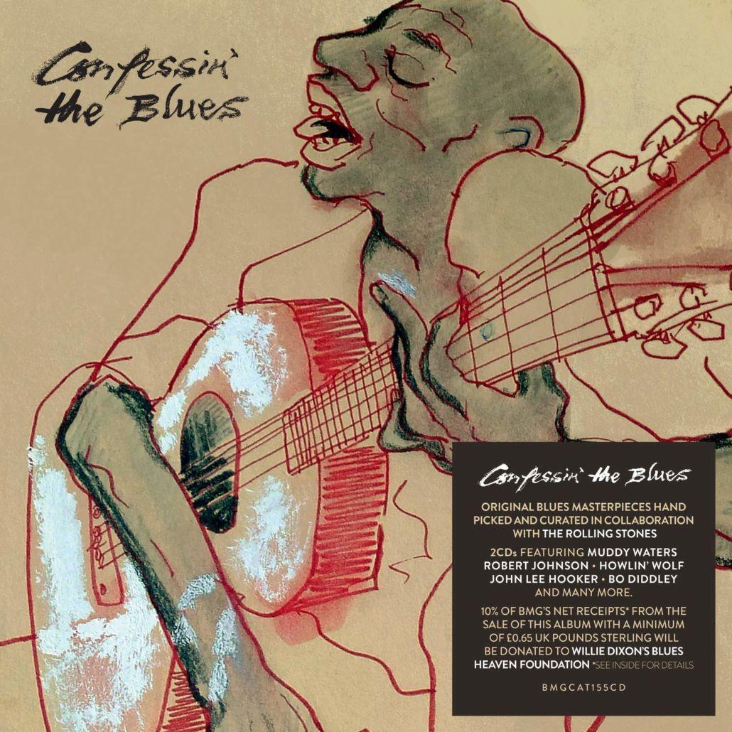 """""""Confessin' The Blues"""" – Compilation von Songs, ausgewählt von den Stones"""
