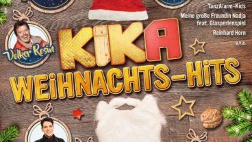 KiKA Weihnachts-Hits: eine bunter Liedermix für die Feiertage