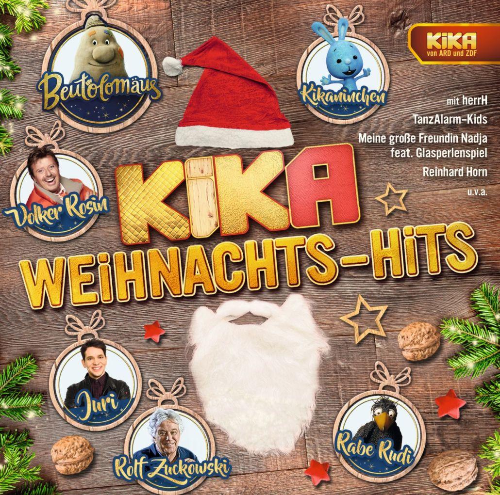 kika weihnachts hits eine bunter liedermix f r die. Black Bedroom Furniture Sets. Home Design Ideas