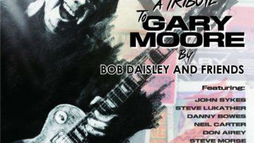 Gary Moore – Familie, Freunde und Kollegen gedenken der Gitarrenlegende