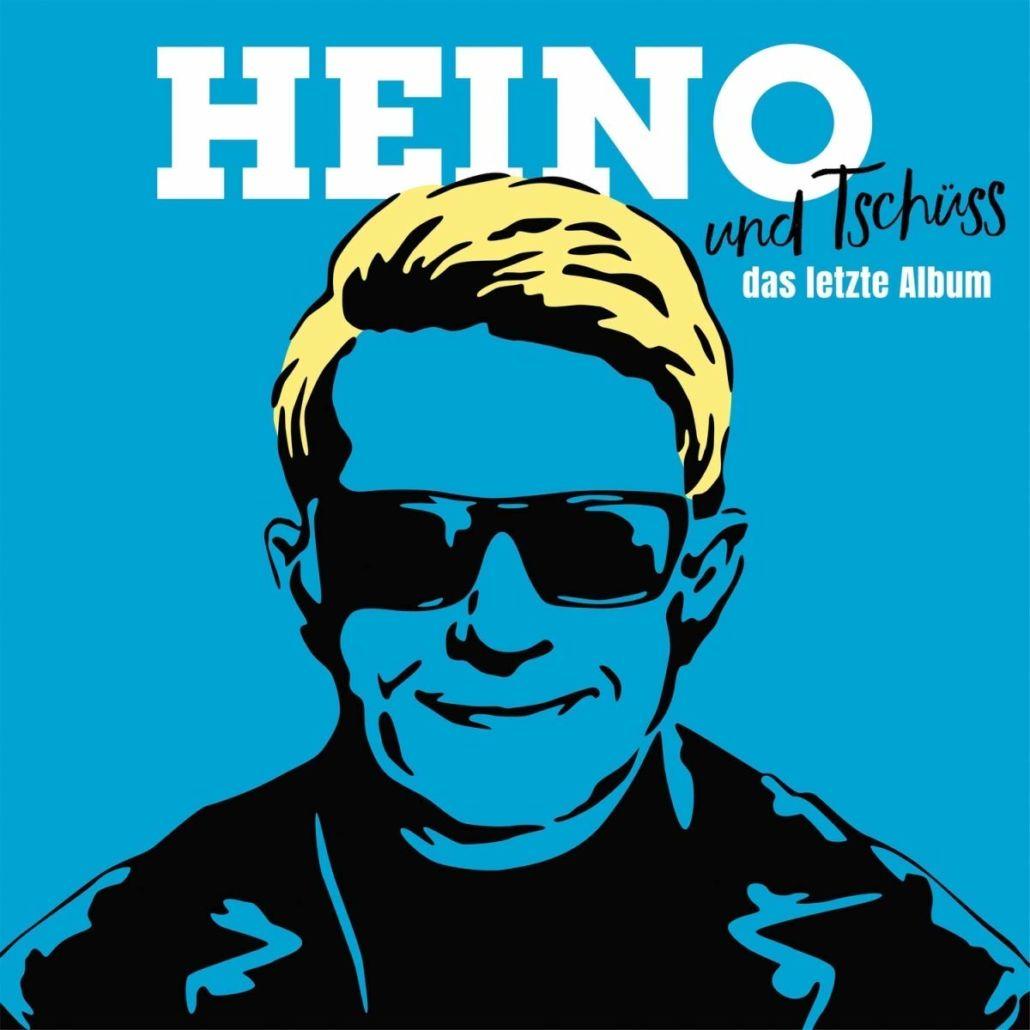 """HEINO sagt """"Tschüss"""" – mit einem Doppelalbum"""
