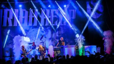 Uriah Heep am 3.11.2018 in der Europahalle Trier – Fotos