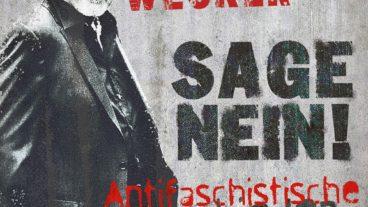 Konstantin Wecker vereint seine antifaschistischen Lieder auf einer CD