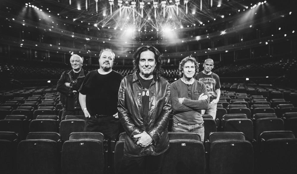 """Marillion auf """"Theatre Tour 2018"""" in der Jahrhunderthalle Frankfurt"""