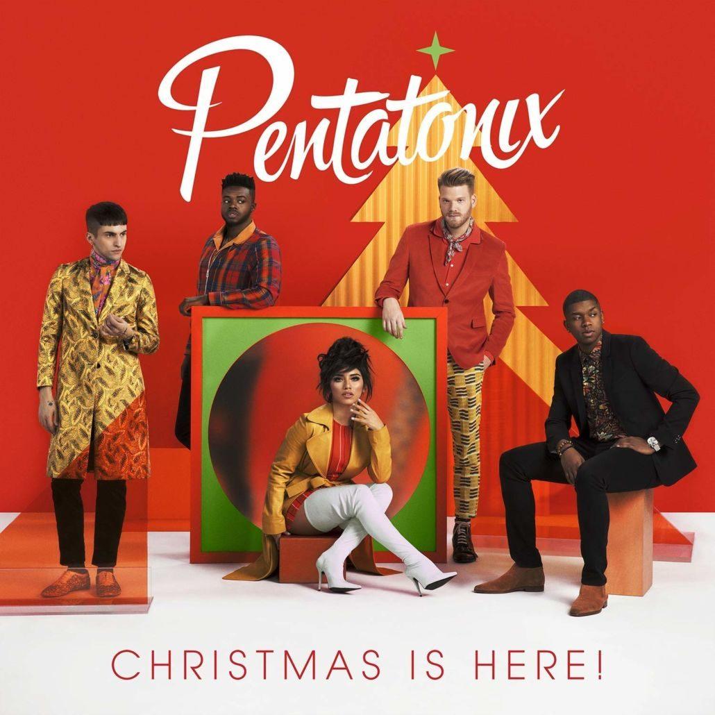 Pentatonix sind sich sicher: Christmas Is Here!