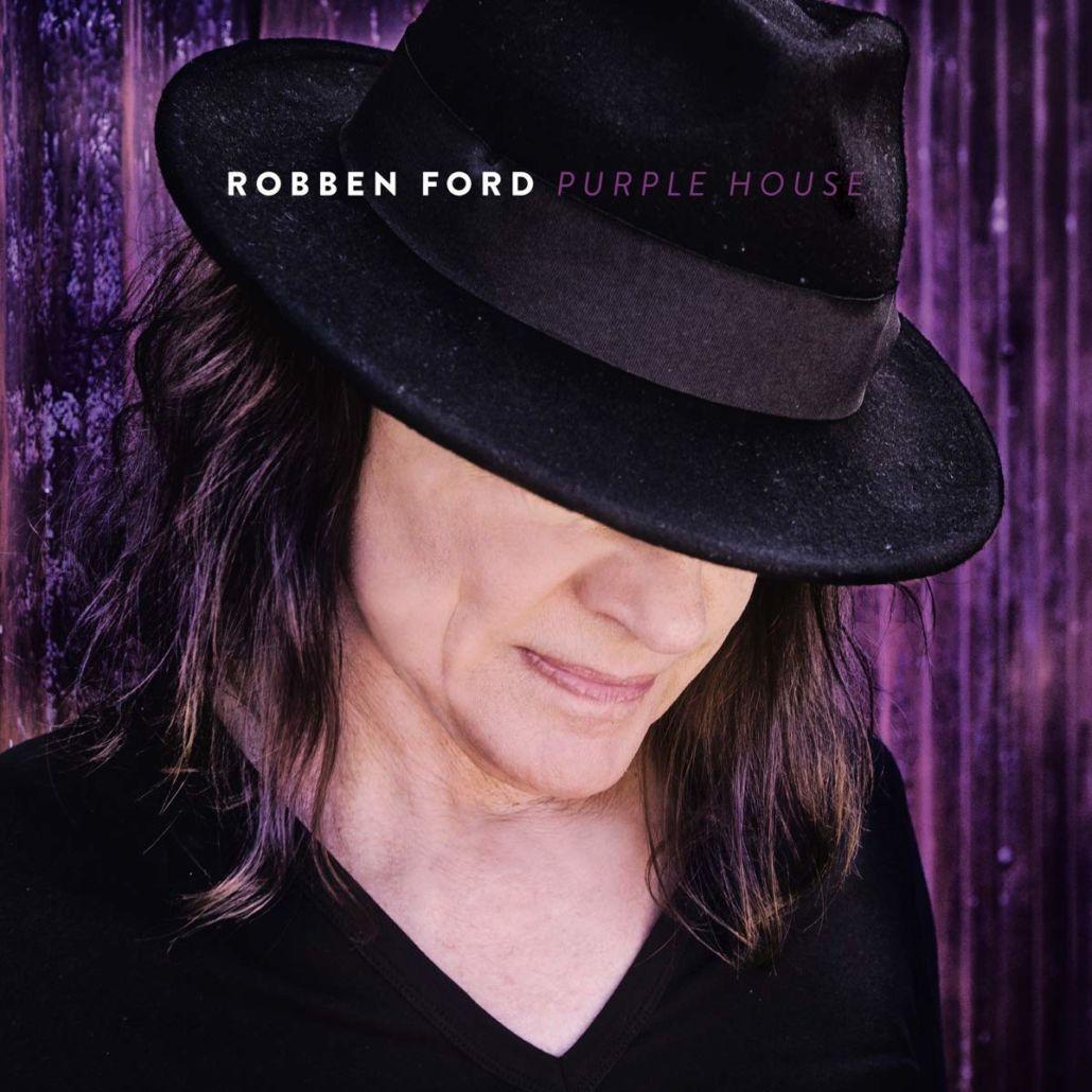 Robben Ford Purple House Neues Album
