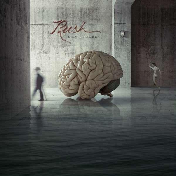 """Rush – 40th Anniversary Edition von """"Hemispheres"""""""